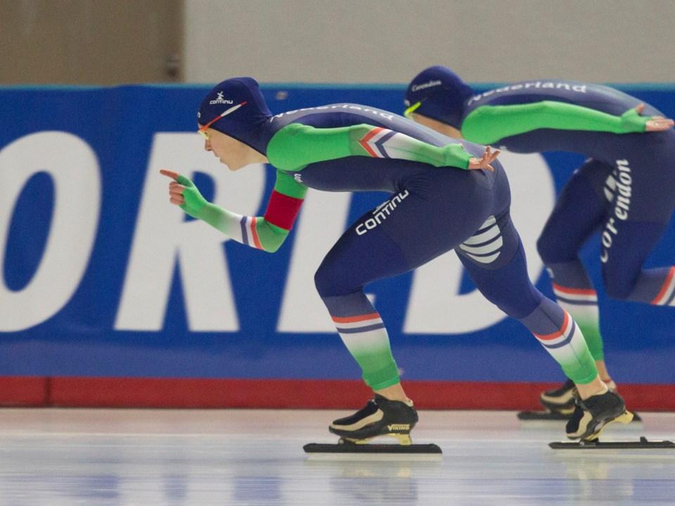 Copa do Mundo de Velocidade no Gelo, etapa Holanda no Sportv