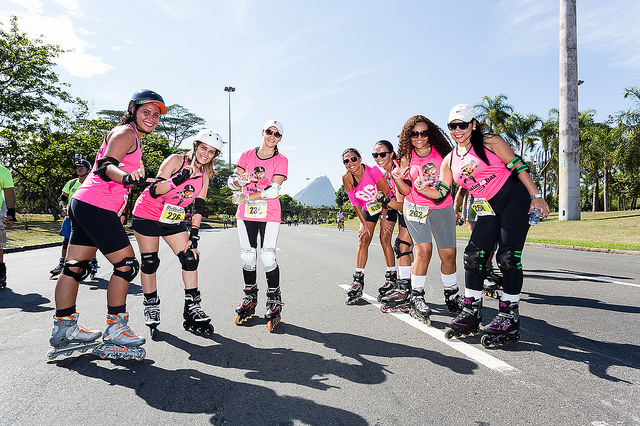 Cobertura Roller Rio 2014