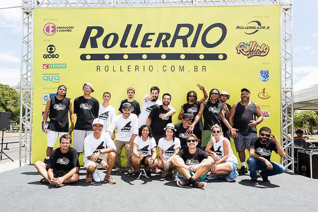 Rolling no Roller Rio 2014