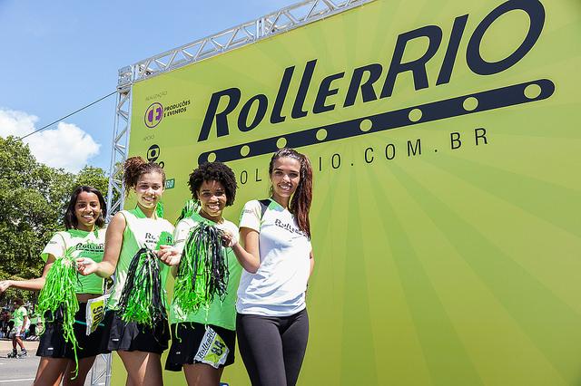 Roller Rio 2014, o vídeo
