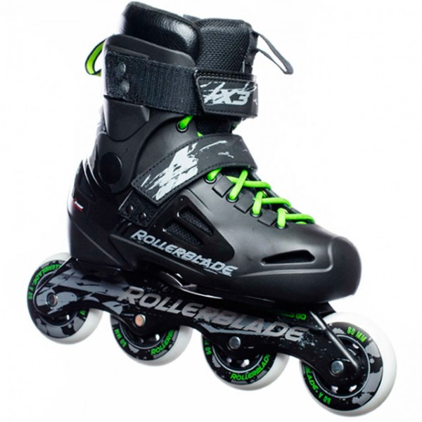 Patins Rollerblade Fusion X3 2015 Masculino