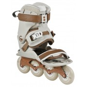 Patins Doop Freestyle Brown 80 (35 ao 40)