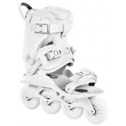 Patins Doop Freestyle White 80 (35 ao 40)