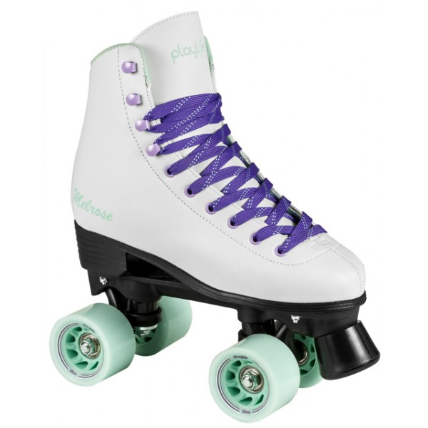 Patins Melrose Pure White (36 ao 38)