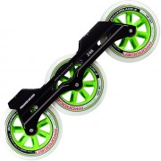 Kit Base Powerslide Pleasure Toll + Rodas Hydrogen + SG 7 (3 x 110mm)