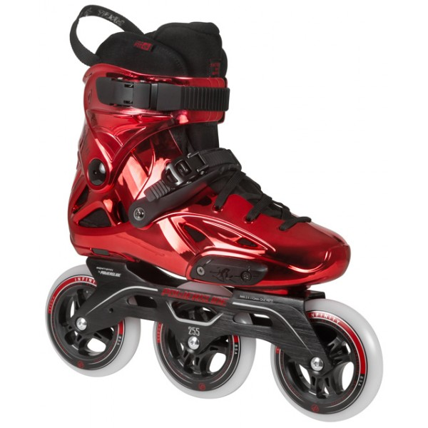 Patins Powerslide Imperial Supercruiser Red Viper