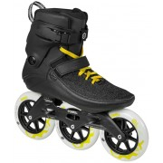Patins Powerslide Swell Trinity Black City 125 (39 a 41)