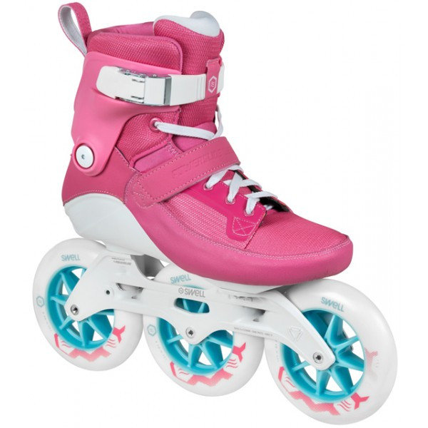 Patins Powerslide Swell Flamingo 125 (38 ao 40)