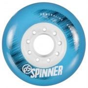 Roda Powerslide Spinner Azul - 80mm/ 85A
