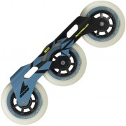 Kit Base Rollerblade 3WD + Rodas Supreme Glow + SG 7 (3 x 110mm)