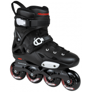 Patins Powerslide Imperial Black 80 (Pré Venda)
