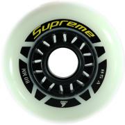 Roda Rollerblade Supreme 80mm 85A (8 rodas)