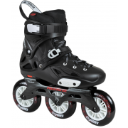 Patins Powerslide Imperial Black 110 (Pré Venda)