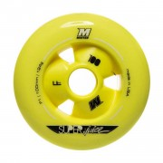 Roda Matter Super Juice 100mm, 87A (6 unidades)